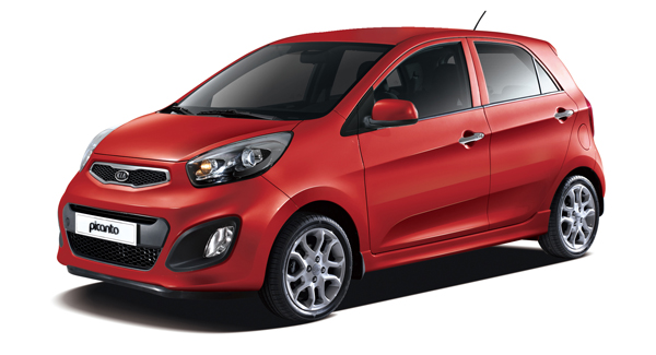 Picanto Rent a Car Dubai Large