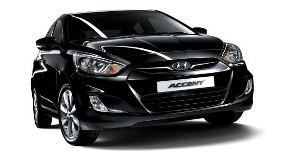 Accent Car Rental Dubai
