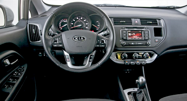 Kia Car Inside