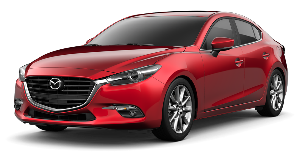 Mazda 3 Available for Rent Dubai