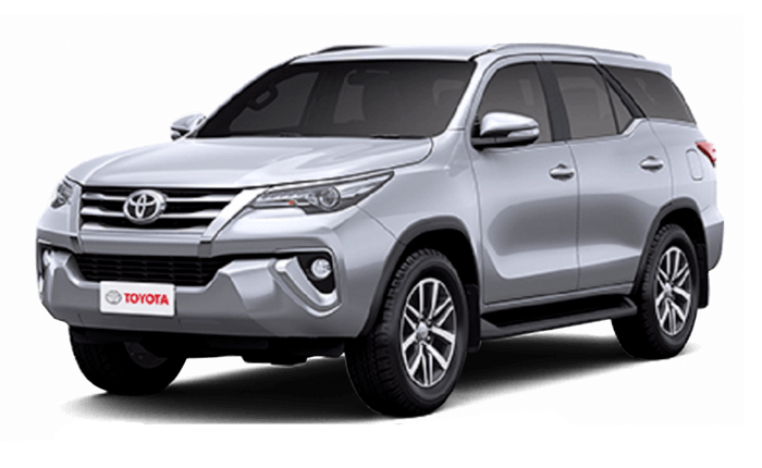 Toyota Fortuner Available for Rent Dubai