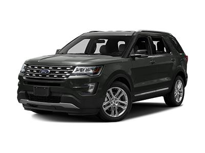 Ford Explorer Rent a car dubai