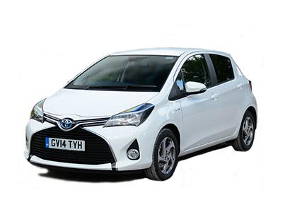 Toyota Yaris Available for Rent Dubai