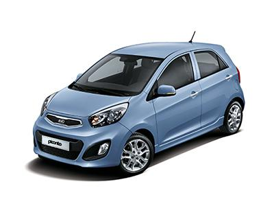 KIA Picanto Rent a car dubai