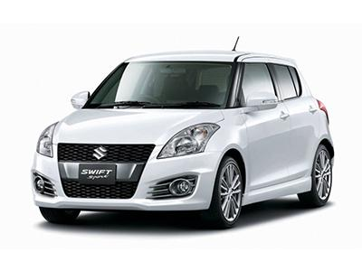 Suzuki Swift Rent a car dubai