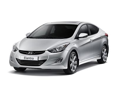 Hyundai Elantra Available for Rent Dubai