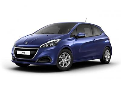 Peugeot 208 Rent a car dubai