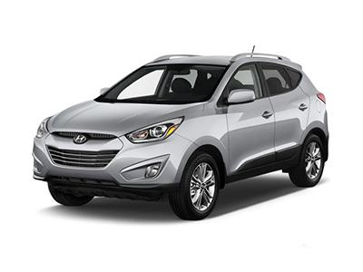 Hyundai Tucson Rent a car dubai