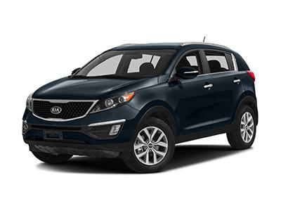 Kia Sportage Available for Rent Dubai