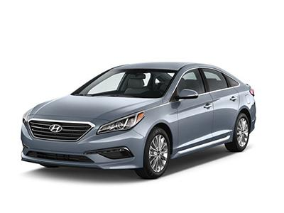 Hyundai Sonata Available for Rent Dubai
