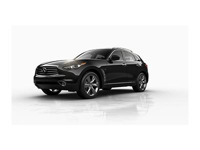 Infiniti QX70 Rent a car dubai