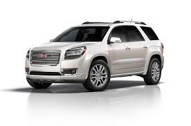GMC Acadia Available for Rent Dubai